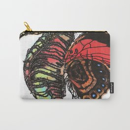 Steampunk Seahorse Carry-All Pouch