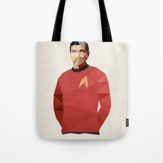 Polygon Heroes - Scotty Tote Bag
