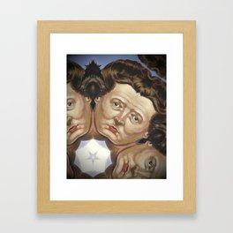 Princess St Queen of Hearts 1 Framed Art Print
