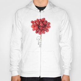 Boy with grapes - NatGeo version Hoody