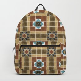 Manx Tiles - Ratcliffe Backpack