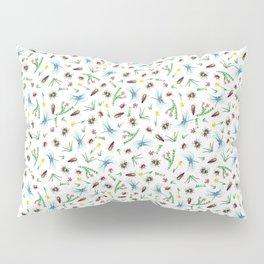 Insect Garden Pillow Sham