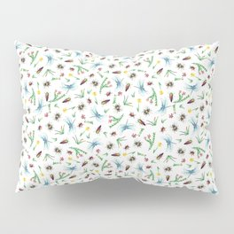 Insect Garden Pillow Sham