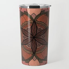 SACRED FLORAL Travel Mug