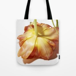 Face down bloom Tote Bag