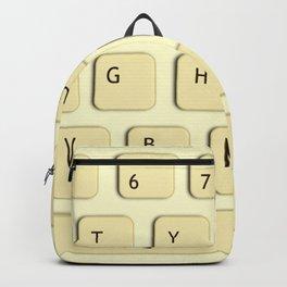 Press Keyboard Backpack