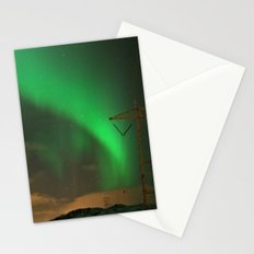 Northern Lights over Norway: Part 2 Stationery Cards