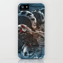 Marsh Madness  iPhone Case