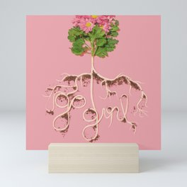 Rooting For You Mini Art Print