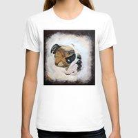 english bulldog T-shirts featuring English Bulldog by Kristiekoz