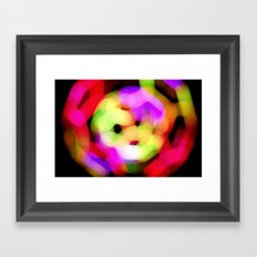 Buckyball Framed Art Print