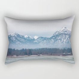 Bavrian Alps Rectangular Pillow