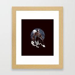 Evil Killer Framed Art Print