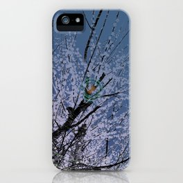 Plum tree EX iPhone Case
