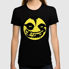 """MISFITSMILE """"Have a day"""" T-shirt"""