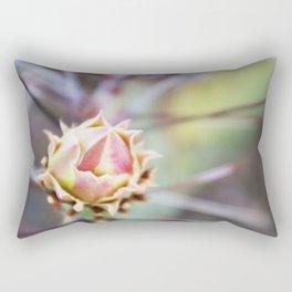 Beginning Blooms Rectangular Pillow