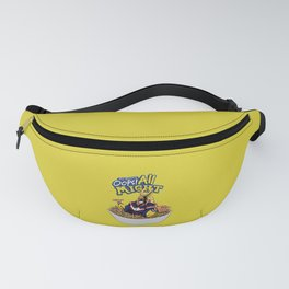 Oops! All Might Fanny Pack