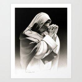 """Communion"" Art Print"