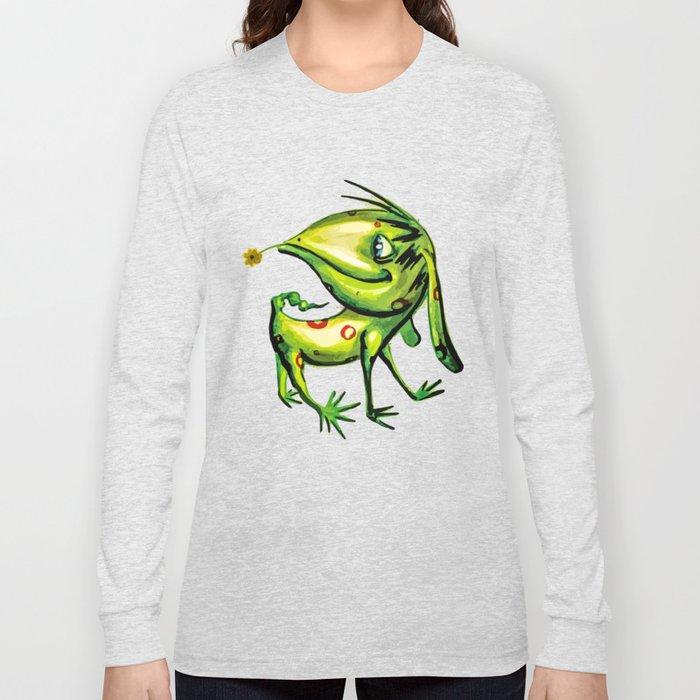 Pea ce ce Long Sleeve T-shirt