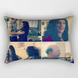 Anything (Matt Bomer Movie) Rectangular Pillow