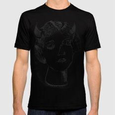 1922 Lila Lee portrait Black Mens Fitted Tee SMALL