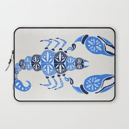 Blue Scorpion Laptop Sleeve