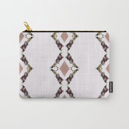 Pomegranate Diamonds Carry-All Pouch