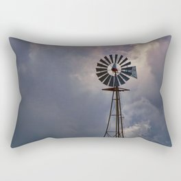 Wind and Weather Rectangular Pillow