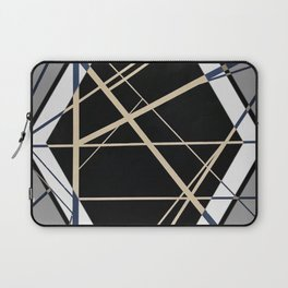 Crossroads - Hexagon Laptop Sleeve