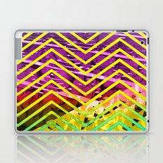 Chevron Scape Laptop & iPad Skin
