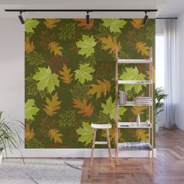 Another autumn symphony Wall Mural