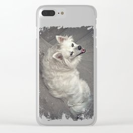 Sly Fox Clear iPhone Case