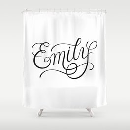 Emily Shower Curtain