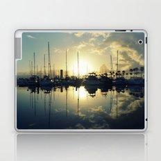 marina morning Laptop & iPad Skin