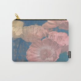 Capricious Tulips IV Carry-All Pouch