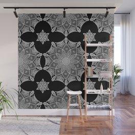 Mandala Pattern Wall Mural