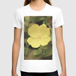 Vintage Yellow Flower T-shirt