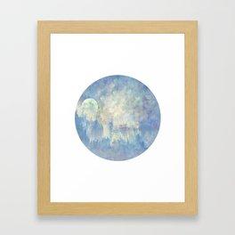 Illuminare  Framed Art Print