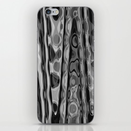 Neutral Frequency iPhone & iPod Skin