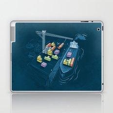 Game Port Laptop & iPad Skin