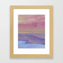 Futuristic Visions 06 Framed Art Print