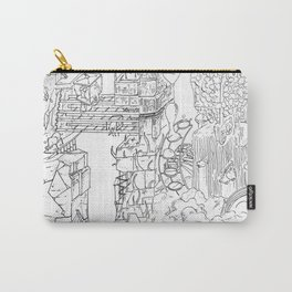 City Of Thieves Carry-All Pouch