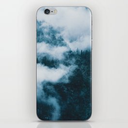 Embracing serenity - Landscape Photography iPhone Skin
