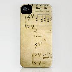 Passions Unsung  Slim Case iPhone (4, 4s)