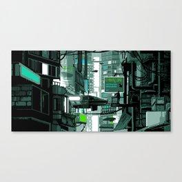 cybercore Canvas Print