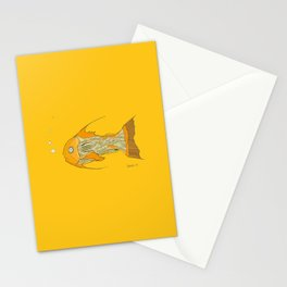 Francis the Fish Stationery Cards