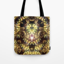DMT Shaman Visions Tote Bag
