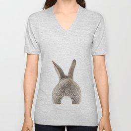 Bunny Tail Unisex V-Neck