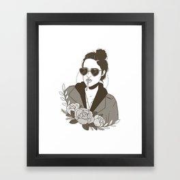 Darlene Framed Art Print