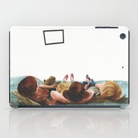 tv iPad Cases featuring TV! by Marta R. Gustems